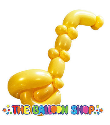 Picture of Saxophone  - Balloon