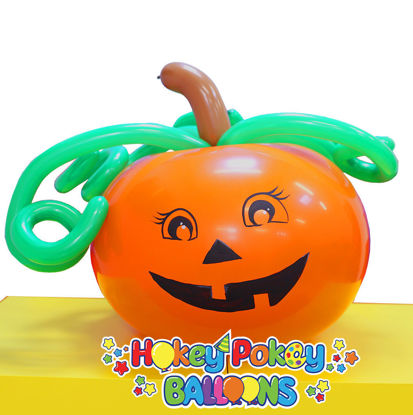 Picture of 3Ft Pumpkin - Balloon