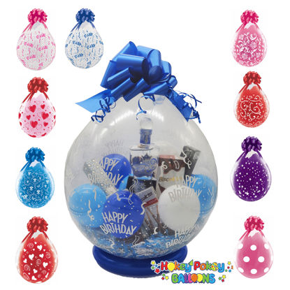 Picture of Bring Your Own Gift - Stuffed Balloon with Bow