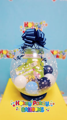 Picture of Classic Craft - Stuffed Balloon Gift with a Bow